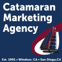 Catamaran Marketing Agency Logo