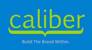 Caliber Brand Strategy + Content Marketing Logo