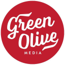 Green Olive Media Logo