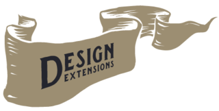 Design Extensions Logo