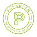 Paradigm Marketing and Creative Logo