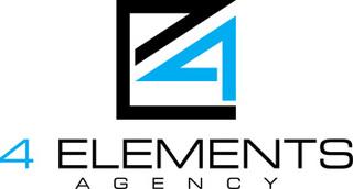 4 Elements Agency Logo