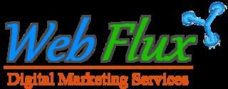 Web Flux Marketing Logo