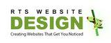 Rts website design logo