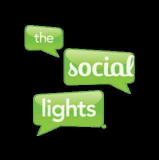 The Social Lights Logo