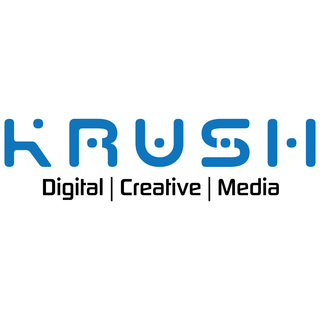 Krush Digital Advertising Agency Logo