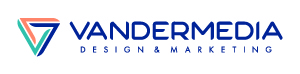 Vandermedia Design & Marketing Logo