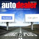 Auto Dealer Monthly Logo