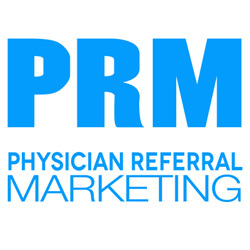 Physician Referral Marketing Logo