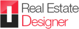 Logo realestatedesigner blackred main