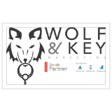 Wolf & Key Marketing Logo