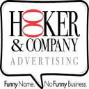 Hooker and Company Advertising Logo