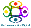 Performance First Digital Logo