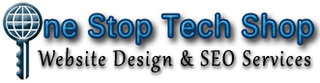 One Stop Tech Shop, Inc. | Custom Website Design & SEO Services Logo