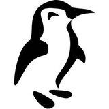 Penguin square