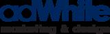 Adwhite logo newtagline 11 23 16final