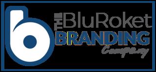 The BluRoket Branding Co Logo