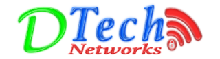 DTech Networks Logo