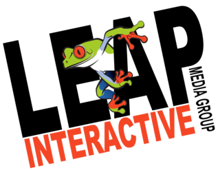 Leap Interactive Media Group Logo