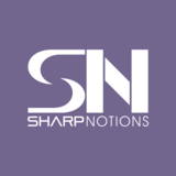 Sn logo square purple