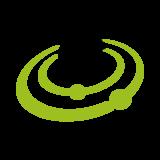 Exprance logo square black