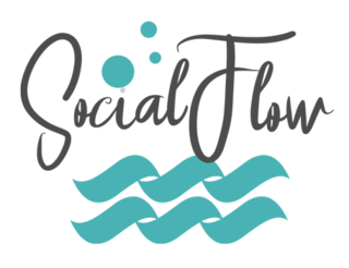 Social Flow USA Logo