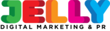 Jelly marketing logo