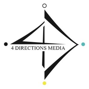 4 Directions Media Logo