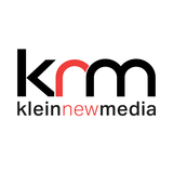 Klein new media logo