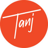 Tanj circlelogo 2in orange