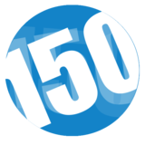 150logo