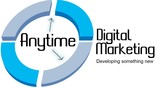 Anytime digital marketing logo