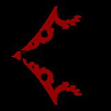 Fractal logo new 2017 black text square