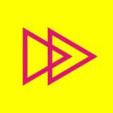 Pink yellow bg
