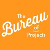 Small project logo orange 400px