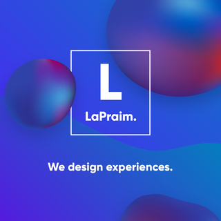 LaPraim Digital Agency Logo