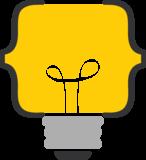 Logo thicker braces