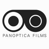 Panoptica logo black on white square
