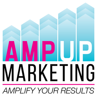 Amp Up Marketing Logo