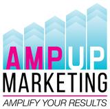 Amped up logo