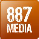 887 Media Logo
