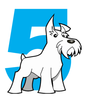 Five Dog Solutions Logo