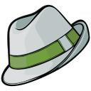 Green Hat Webs Logo