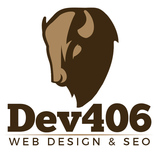 Dev406 web design logo