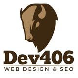 Dev406 web design logo