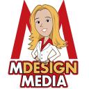 MDesign Media Logo