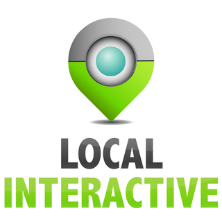 Local Interactive Logo