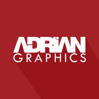 Adrian Graphics Logo
