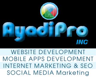 AyadiPro Digital Marketing Solutions Logo