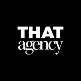 That agency new logo black